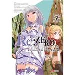 Re:zero - Capítulo 1 : um Dia na Capital - Vol. 2