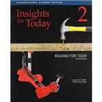 Reading For Today 2 - Insights For Today - Student Book