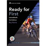 Ready For First - Coursebook With EBook - 3rd Edition