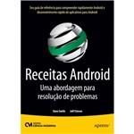 Receitas Android: uma Abordagem para Resolução de Problemas