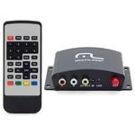 Receptor de Tv Digital Multilaser Automotivo 1seg - Au907