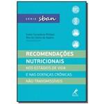 Recomendacoes Nutricionais Nos Estagios de Vida e