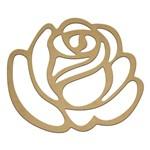 Recorte de Parede Rosa Pequena