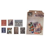 Recortes Selos Vintage DC04 - Toke e Crie