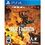 Red Faction Guerilla Re-mars-tered Edition - Ps4