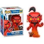 Red Jafar Genio 356 Pop Funko Aladin Disney