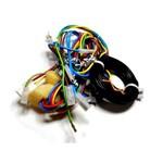 Rede Elétrica Infeior Padão Lavadora Brastemp W10301499