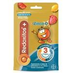 Redoxitos+ Vitamina C + D e Zinco 25 Unidades
