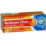 Redoxon Zinco 1 G+10 Mg com 10 Comprimidos Efeversente