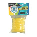 Refil Boyu Esponja SP-1-2-3 Amarela para Aquário Único