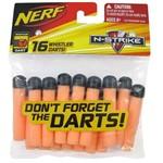Refil Dardos de Barulho Nerf 16 Unidades - Hasbro
