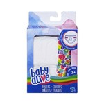Refil de Fralda Baby Alive 6 Fraldas Hasbro