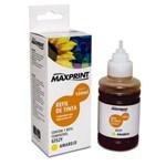 Refil de Tinta Amarelo GT52Y 100ml 6116317 Maxprint