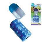 Refil Kit Higiene Saquinho Coletor de Fezes com Gel para Limpeza Chalesco