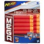 Refil Nerf Mega 10 Dardos HASBRO