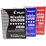 Refil para Caneta Parallel Pen com 6 Unidades Pilot Avulso