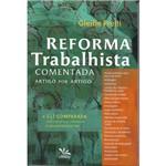 Reforma Trabalhista Comentada