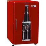 Refrigerador para Bebidas Gelopar Cervejeira GRBA-120VM 112l Vermelho