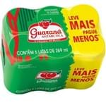 Refrigerante Antarctica 269ml Lt Guarana Com6 Lv Mais Pg Men