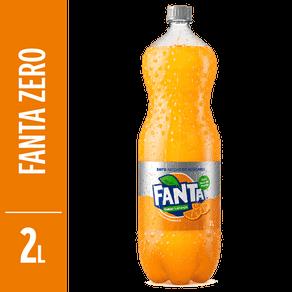 Refrigerante Fanta Zero Laranja 2l