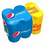 Refrigerante Pepsi 269ml Lt com 6 Leve Mais Pague Menos