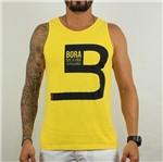 Regata B Masculina Amarela