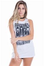 Regata Feminina Ramones BL3309 - Kam Bess