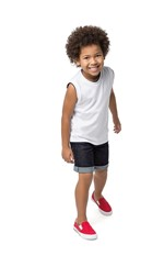 Regata Lisa Menino Malwee Kids Branco - 3