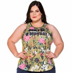 Regata Plus Size Don't Be a Monday P