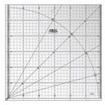 Regua de Quilt Quadriculada Mqr-30x30cm - Olfa