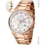 Relógio Champion Ca31131z Dourado Rose