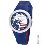 Relógio Champion Ca60100a Vermelho