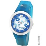 Relógio Champion Ca60400c Azul