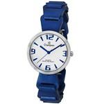 Relógio Champion Ca28403z Azul