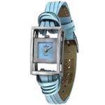 Relógio Champion Ca28476f Azul Celeste
