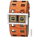 Relógio Champion Ca28547j Laranja