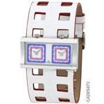 Relógio Champion Ca28547s Branco