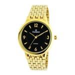 Relógio Champion Dourado Feminino Ca21731u
