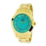 Relógio Champion Dourado Feminino CH24544F