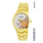 Relógio Champion Elegance Feminino Original CN25501H