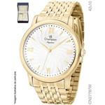 Relógio Champion Feminino Analógico Dourado Cn27787w