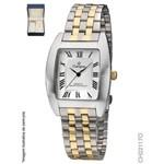 Relógio Champion Feminino Analógio Bicolor Ch22117o