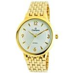 Relógio Champion Feminino Ca21731h Dourado