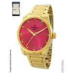 Relógio Champion Feminino + Conjunto Semi Joia CN27590J