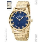 Relógio Champion Feminino + Conjunto Semi Joia CN27885K