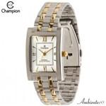 Relógio Champion Feminino Steel CA20143B