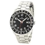 Relógio Champion Masculino Prata Ca31435t