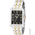 Relógio Champion Prateado e Dourado Cn20373p