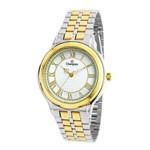Relógio Champion Prateado e Dourado Feminino Ch22957s