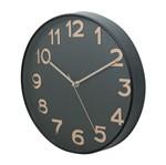 Relógio de Parede Cobre 30cm Big Numbers Urban